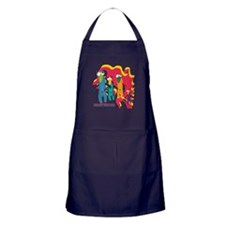 M3 - menagerie Critter Dream logo Apron (dark)