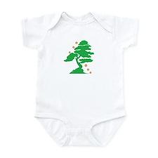 Green Tree Infant Bodysuit