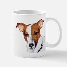 Jack Russell Portrait Mug