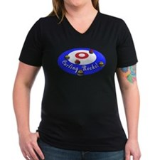 Curling Rocks! Shirt