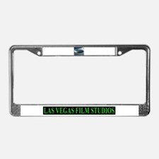 Unique Host License Plate Frame