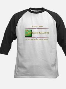 Camper Radar Pro Kids Baseball Jersey