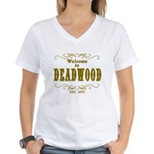 Welcome to Deadwood Shirt