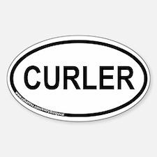 Curler Decal