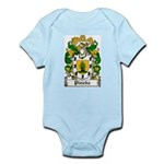 Pineda Coat of Arms Infant Creeper