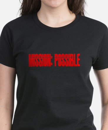 mission possible Tee