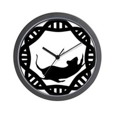 Mr. DNA Wall Clock