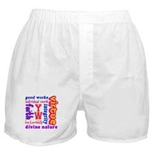 Young Women Values Boxer Shorts