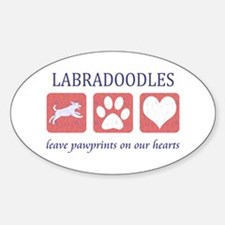 Labradoodle Lover Gifts Decal