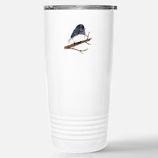 Dark-eyed Junco Stainless Steel Travel Mug