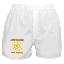 Jesus Wants Me For A Sunbeam Boxer Shorts