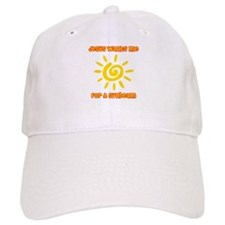 Jesus Wants Me For A Sunbeam Baseball Cap