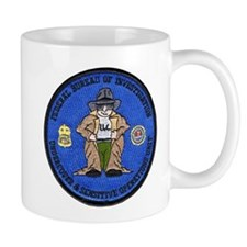 FBI Undercover Mug