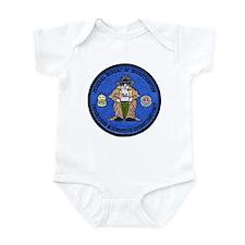 FBI Undercover Infant Bodysuit