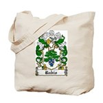Rubio Coat of Arms Tote Bag