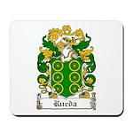 Rueda Coat of Arms Mousepad