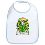 Rueda Coat of Arms Bib