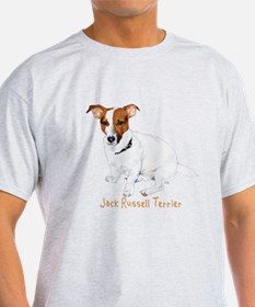 Jack Russell Terrier Painting T-Shirt