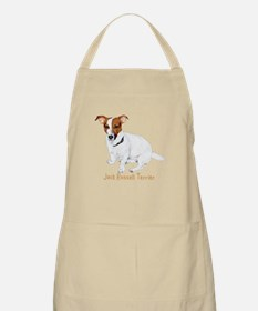 Jack Russell Terrier Painting Apron