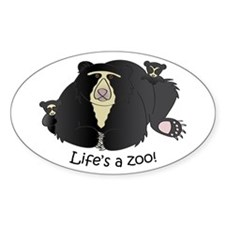 Spectacled Bear Decal