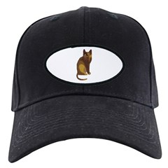 Mr. Cute and Fluffy Baseball Hat