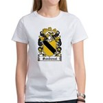 Sandoval Coat of Arms Women's T-Shirt