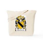 Sandoval Coat of Arms Tote Bag