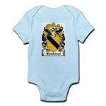 Sandoval Coat of Arms Infant Creeper