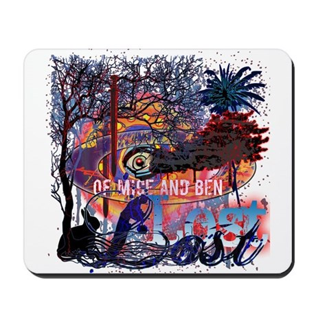 Of Mice and Ben Mousepad