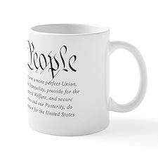 U.S. Constitution Small Mug