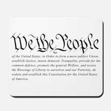 U.S. Constitution Mousepad
