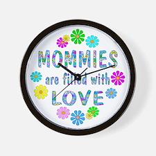 Mommy Wall Clock
