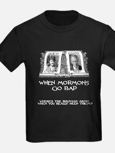 When Mormons Go Bad - Harry R T