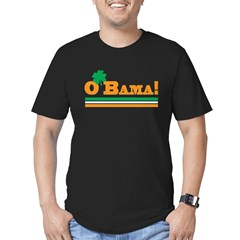 O'Bama Irish Fitted T-Shirt