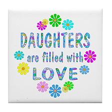 Daughter Tile Coaster