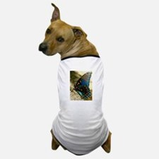 Red Spotted Purple Limenitis Dog T-Shirt