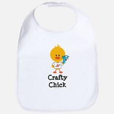 Crafty Chick Bib