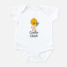Crafty Chick Infant Bodysuit