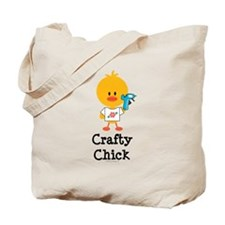 Crafty Chick Tote Bag