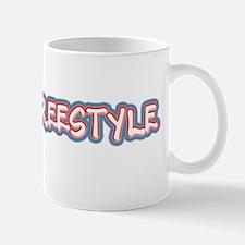 I Love Freestyle! Mug
