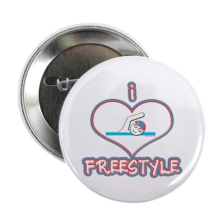 I Love Freestyle! Button