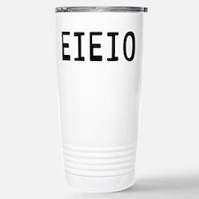 EIEIO Travel Mug