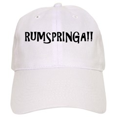 Rumspringa!! Guys Baseball Cap