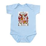 Sevilla Coat of Arms Infant Creeper