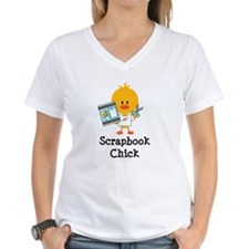 Scrapbook Chick Shirt