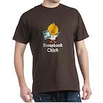 Scrapbook Chick Dark T-Shirt