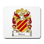 Sosa Coat of Arms Mousepad