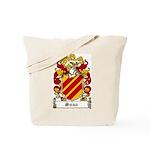 Sosa Coat of Arms Tote Bag