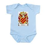 Sosa Coat of Arms Infant Creeper