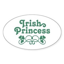 Irish Princess Decal